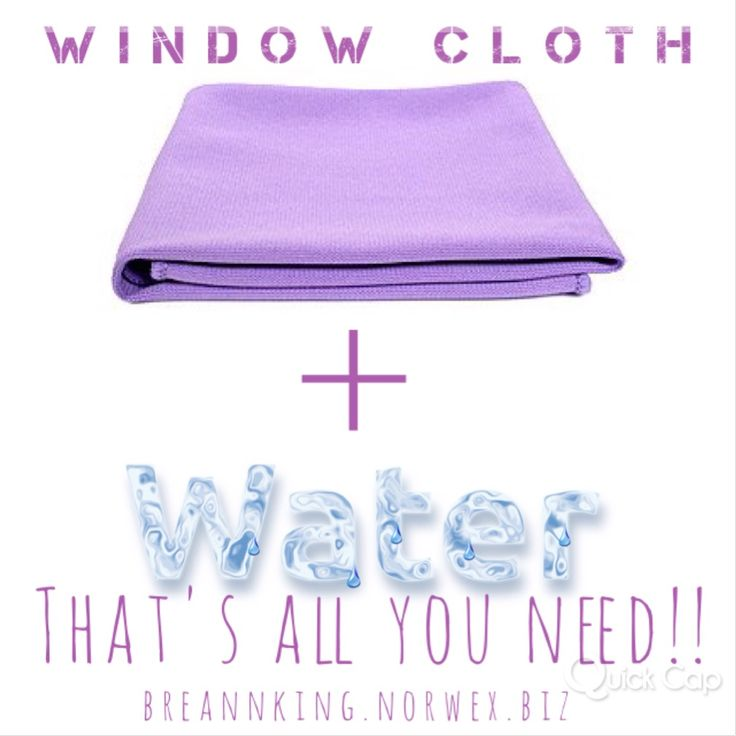 17 best ideas about Norwex Window Cloth on Pinterest