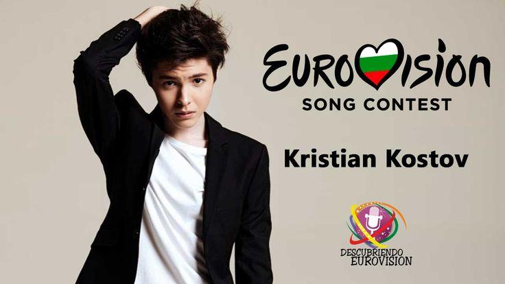 Descubriendo Eurovision: KRISTIAN KOSTOV REPRESENTARÁ A BULGARIA ...