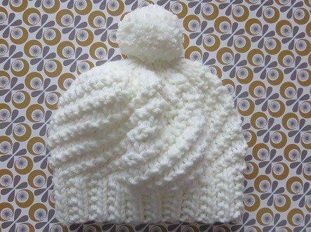 Tuto tricot: le bonnet polar express