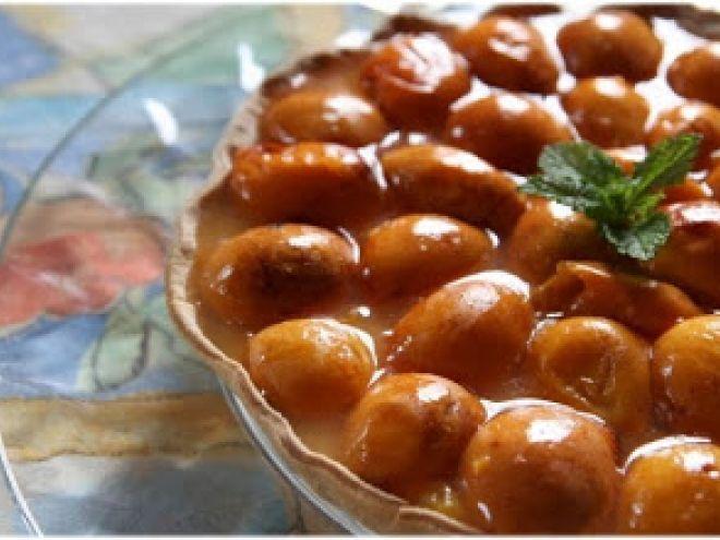 Recette Dessert : Tarte aux nèfles du japon par Tasca da Elvira