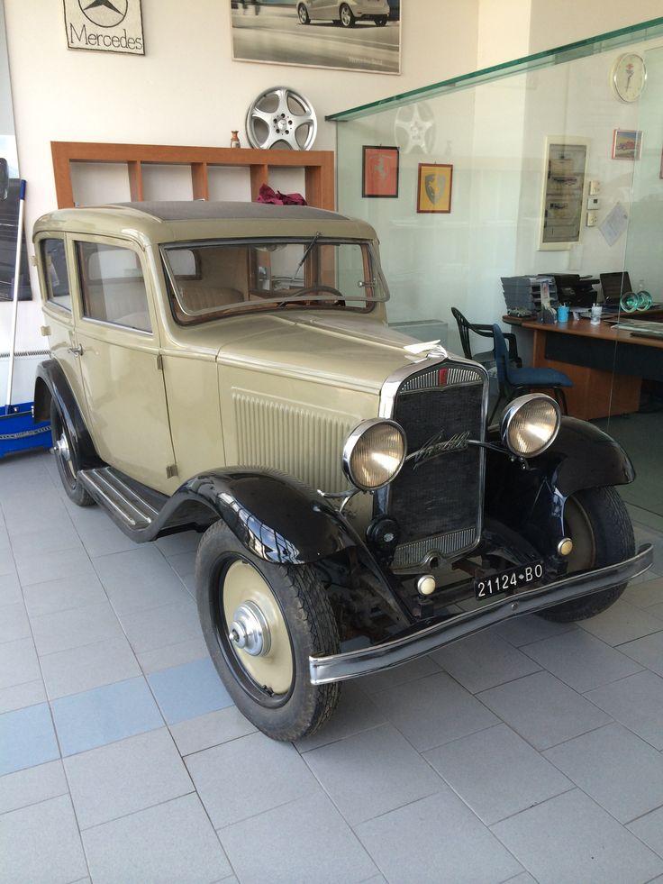 Fiat Balilla - 1939