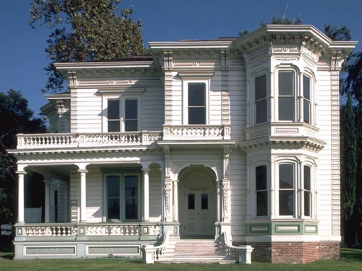 49 best victorian italianate images on pinterest paint for Italianate homes for sale