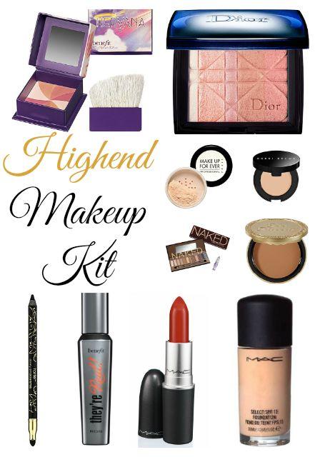 Highend Makeup Kit on southeastbymidwest.com