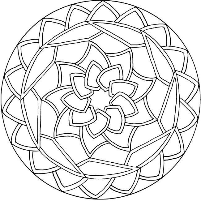 92 best Zentangle Templates images on Pinterest | Mandala coloring ...