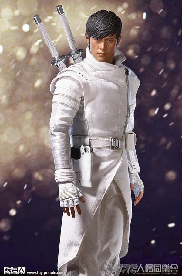 G.I. Joe Retaliation 1/6 Scale Storm Shadow Final Product Images