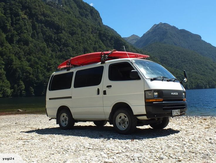 Toyota Hiace DX 4X4 1990 | Trade Me