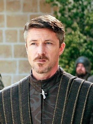 Aiden Gillen    (Every picture I see of this guy, he looks like a cross between Alan Ruck, Jack Davenport and Zach Braff.  It's weird.)