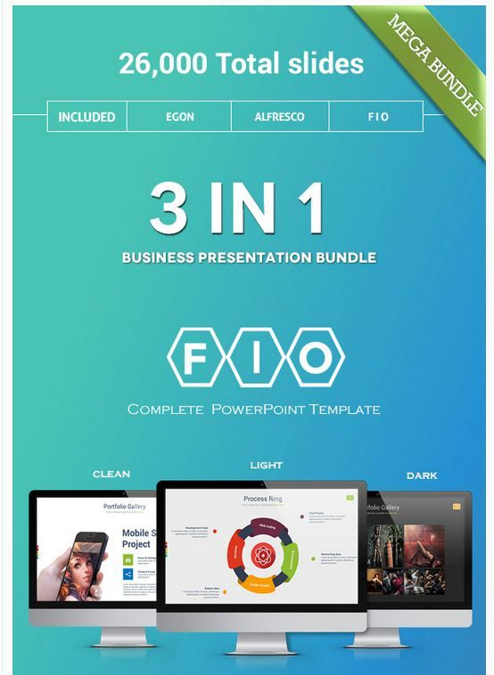 3 in 1 Mega Bundle PowerPoint Template – SAVE YOUR MONEY ! is a clean, scalable and multipurpose PowerPoint Template to present your business to potentials clients in a elegant way, 3 in 1 Mega Bundle PowerPoint Template has over 26,000 total slides of content (portfolios, general information, handmade infographics, data charts, section breaks, maps, tables, timeline etc. ), many layouts options, animations and more. Please be sure to install the fonts before open the presentation.
