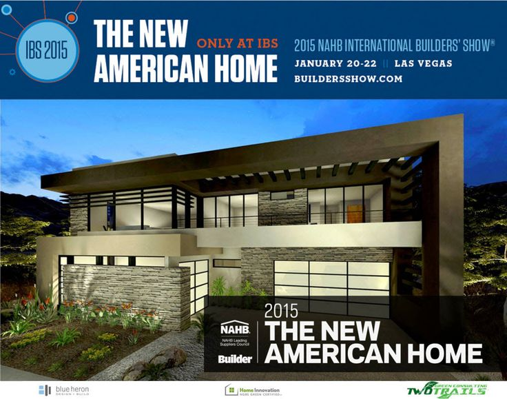 Headed to vegas to visit the new american home 2015 for New american home las vegas