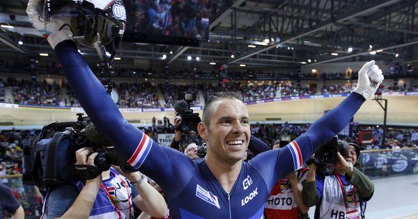 Cyclisme sur piste : François Pervis persiste