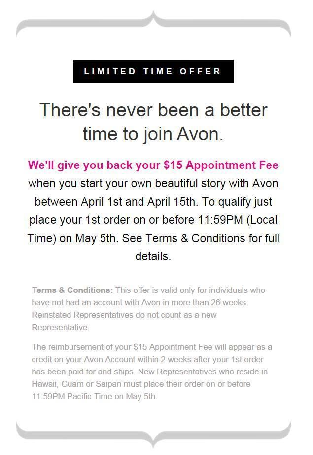 Top 25 ideas about How Much do you Make Selling Avon? on ...