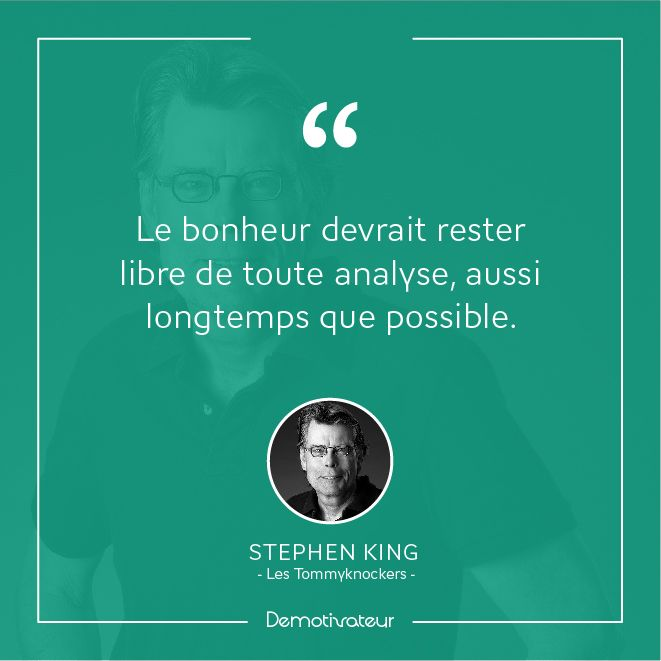 "Stephen King ""Les Tommyknockers"""