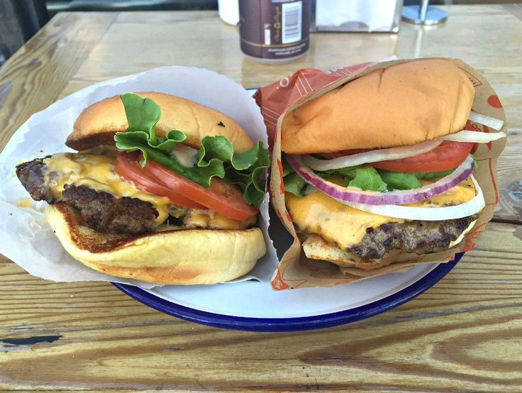 The Only Burger in L.A. You Should Be Comparing to Shake Shack - Los Angeles Magazine