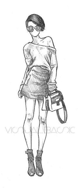 fashion nerdic #1 by Rachel Nhan