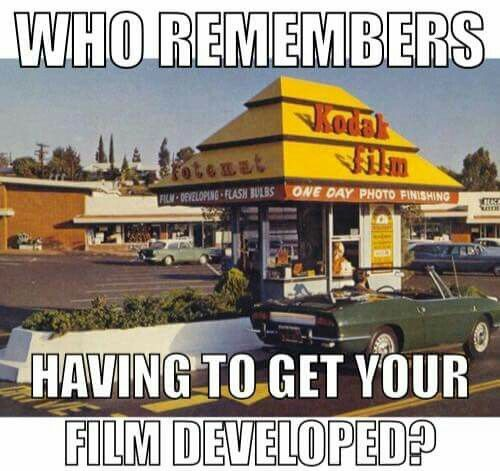 Where I used to get my film processed for pictures