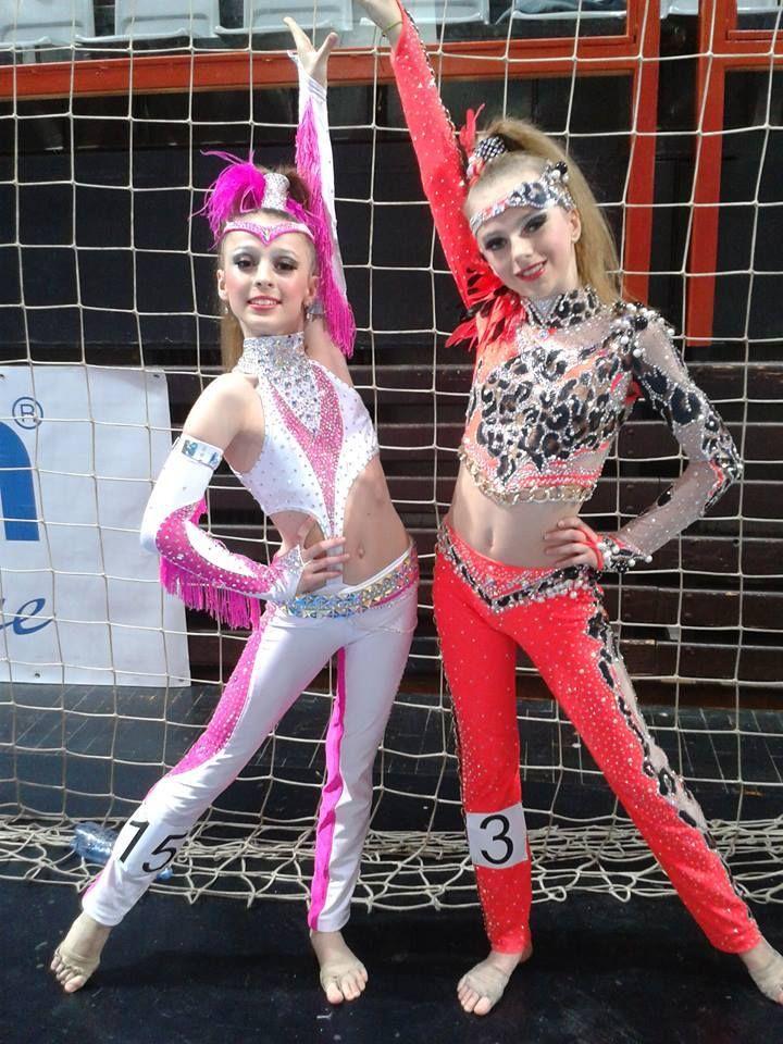 Tanečný kostým. Solo disco dance costume. #dance #dancecostume #discodance #tanec #fashion #dancesport #swarovski