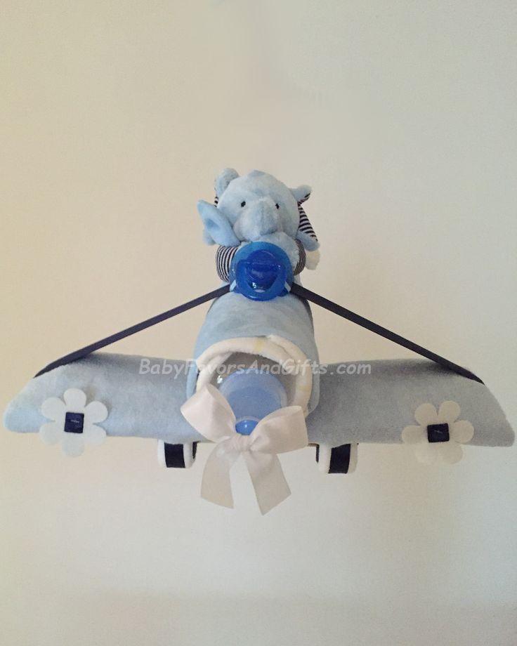 #Airplane #DiaperCake #babyshowergifts