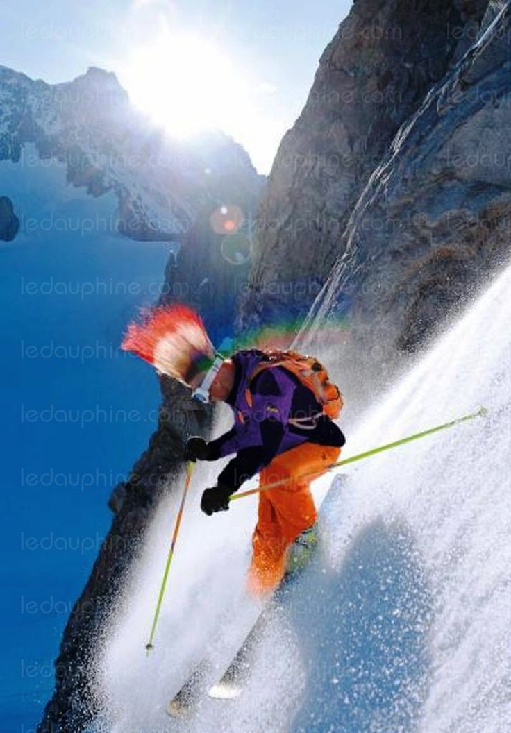 glen plake poster - Google Search   Skiing   Pinterest ...