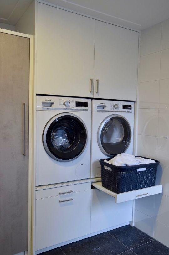 Een Wasmachine Kast Is Een Verademing Voor Ieder Huishouden