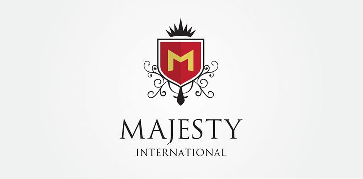 Majesty International - Completed Logo project. Happy Clients!