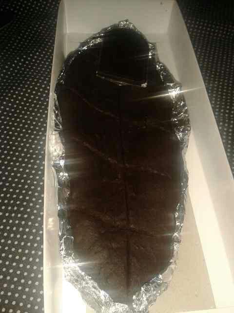 death by cokelat, the taste was so good..