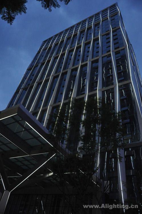 Front Elevation Lighting : Best building elevation lighting·建筑立面照明 images on