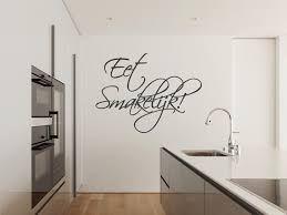 Afbeeldingsresultaat voor muurstickers keuken