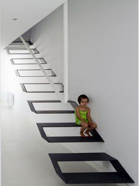 illusion staircase