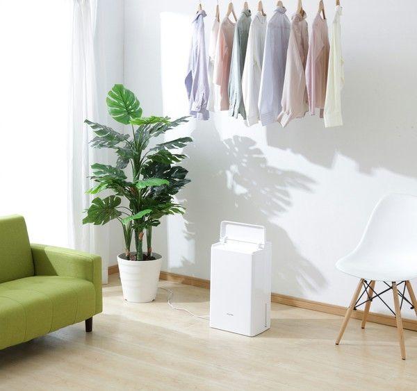これなら部屋干しも問題なし!外干しのようにカラッと乾く「衣類乾燥除湿機」【Editor's セレクション】 | Sumai 日刊住まい