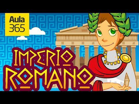 El Origen del Imperio Romano | Videos Educativos para Niños - YouTube