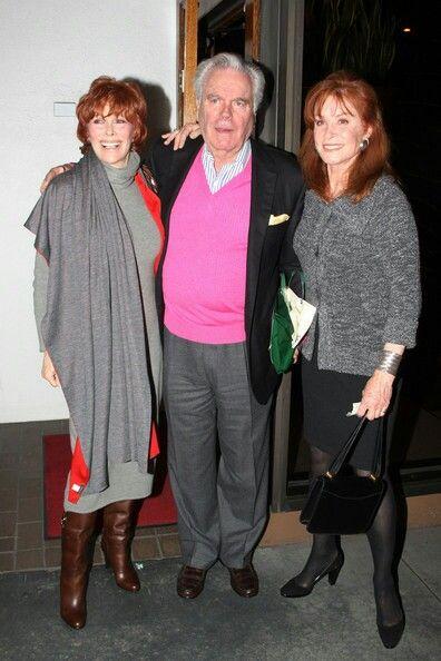 Jill st. John, Robert Wagner & Stefanie Powers