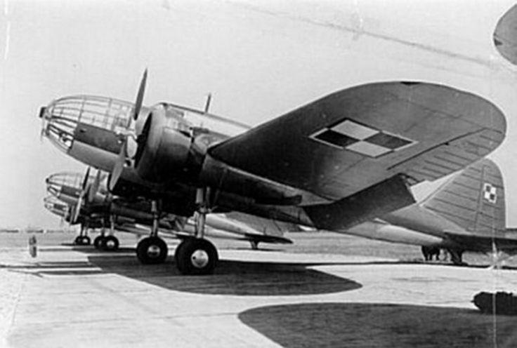 "PZL-37A ""Łoś"""