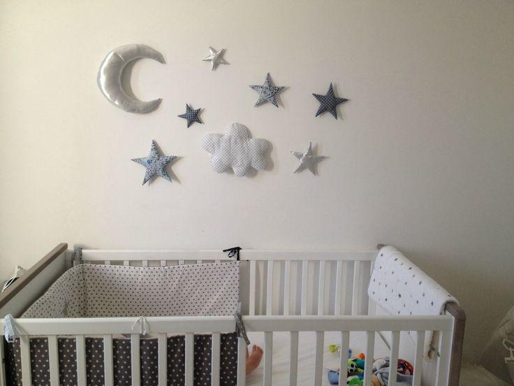 décoration murale bébé by fikOu miKou