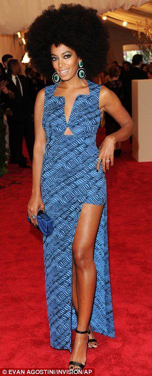 Solange Knowles - Met  Ball 2013