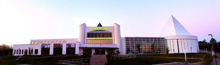 Adventure Science Center in Nashville, Tennessee