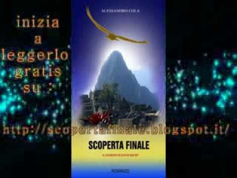 booktrailer - eBook -  Libro : SCOPERTA FINALE