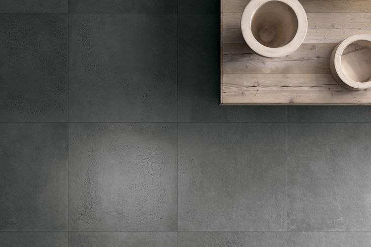 Get The Look: Industrial Style with a Polished Concrete Tile! - Design Tiles