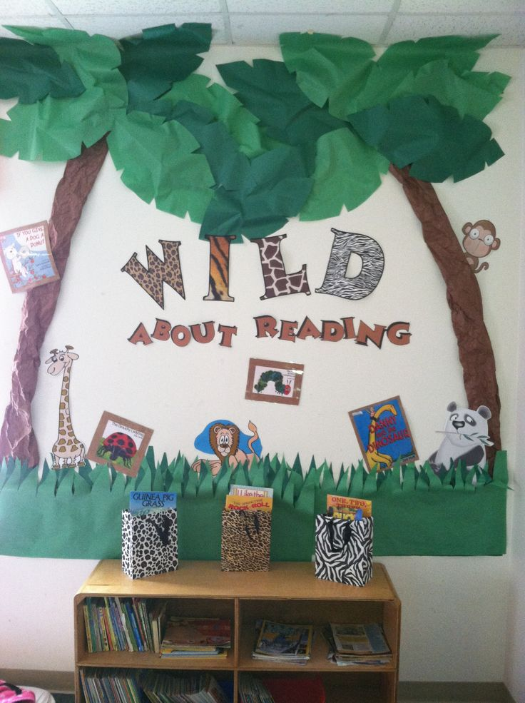 Classroom Decor Kindergarten ~ Preschool reading area school stuff pinterest