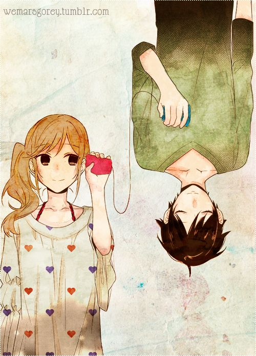#anime #couple #casal