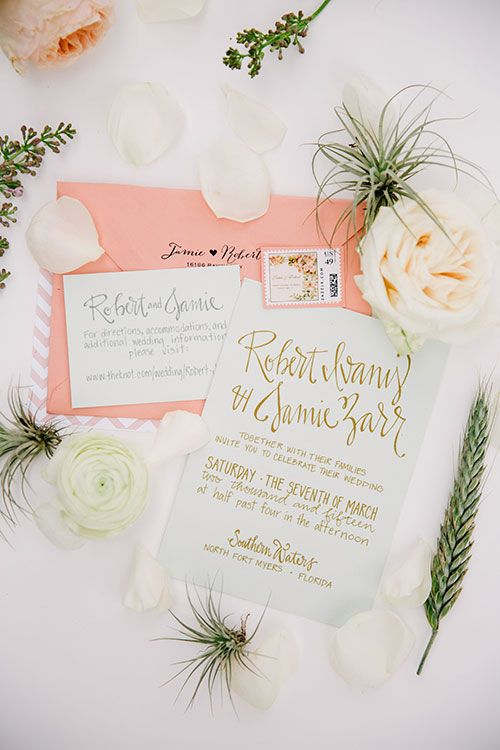 A Family Focused Wedding In Fort Myers, Florida