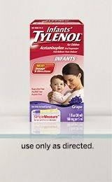 dose tylenol 3 month old