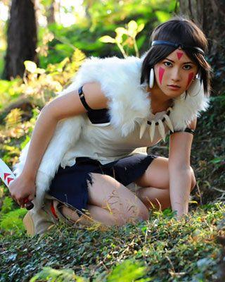 Best of Princess Mononoke Cosplay