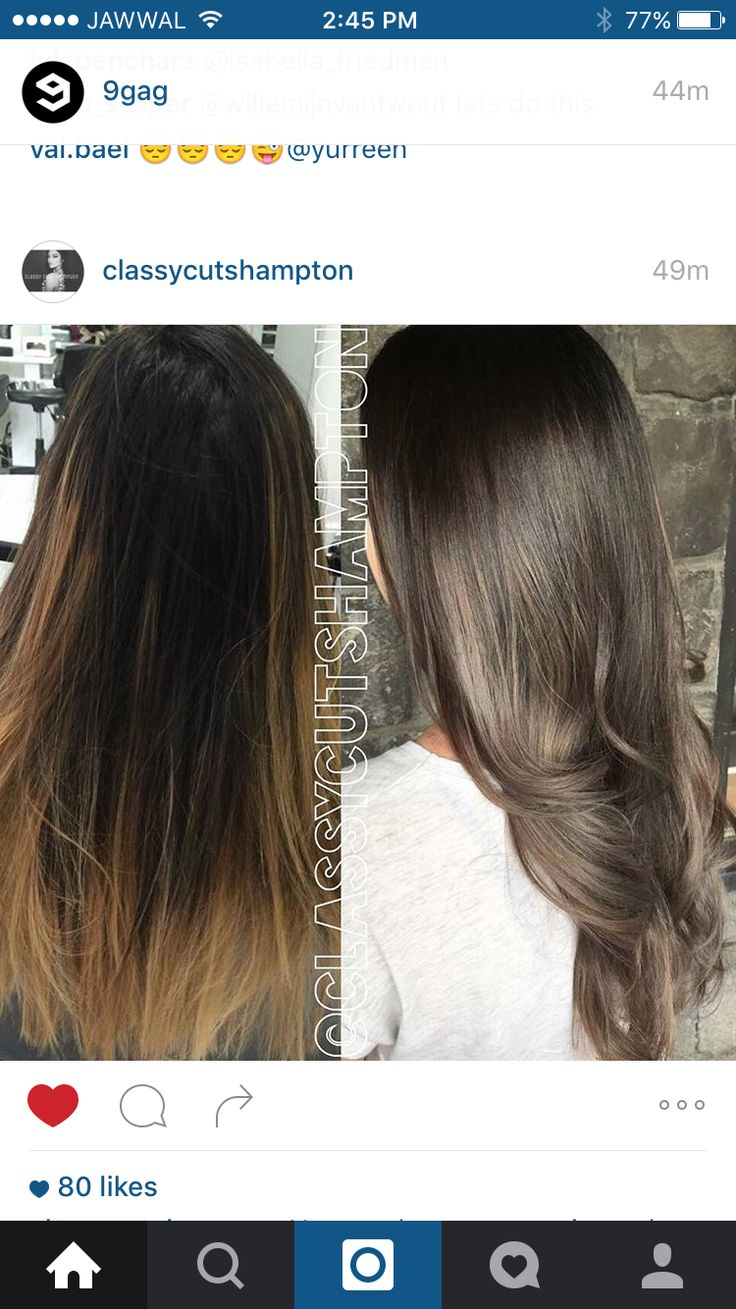 Looks - Hair 10 perfect color lightest cool brown video