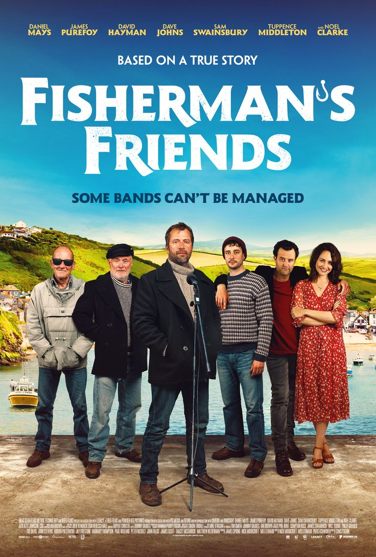 Fisherman's Friends – Poster – moviepilot