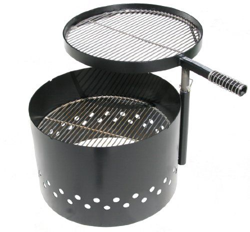 Volcano Fire Pit and Grill ** For more information, visit image link.