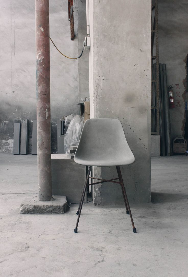 24 best concrete furniture and interior images on Pinterest ...
