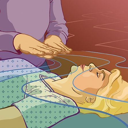 The Practice of Reiki in Modern Medicine
