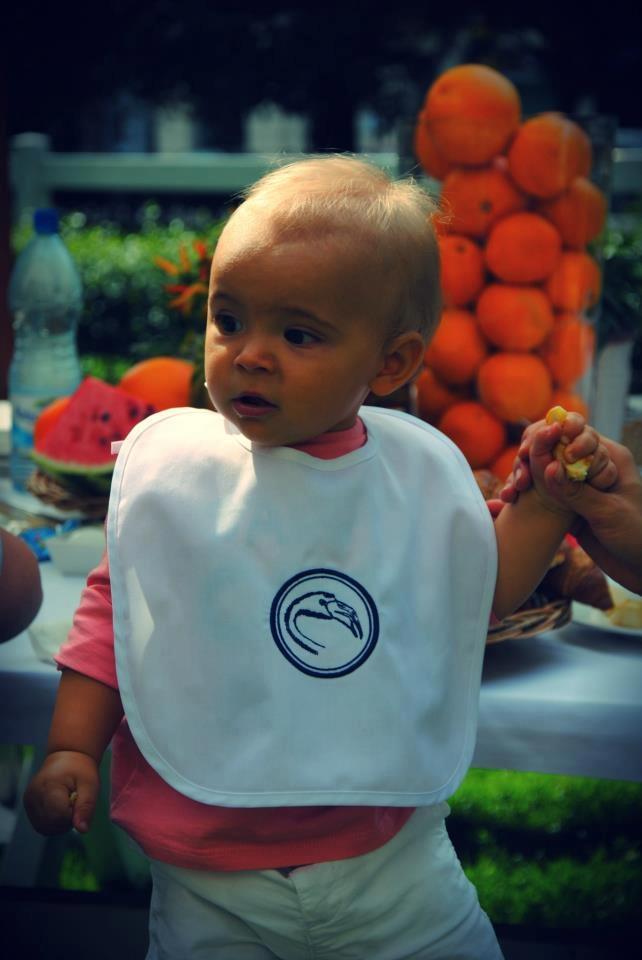 Cooking school for children 2012,   garden Flaming Restaurant