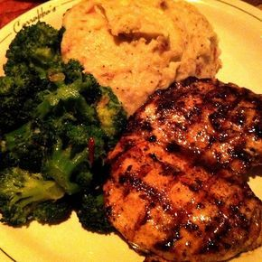 Carrabba's Italian Grill Copycat Recipes: Tuscan Grilled Chicken