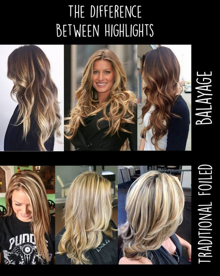 17 Best Ideas About Foil Highlights On Pinterest Brown